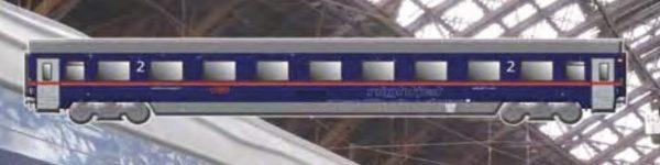 "ACME 52546  ÖBB ""NIGHTJET"" 2nd class compartment coach"