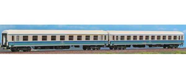 ACME 55181  2 piece passenger car set type Y of the SŽ