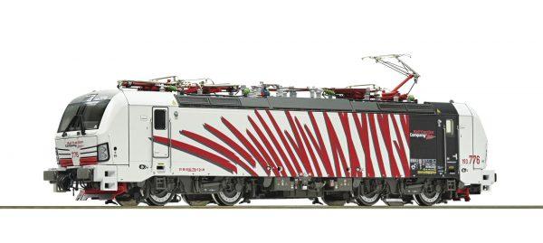 Roco 73060  Electric locomotive 193 776-2, Lokomotion