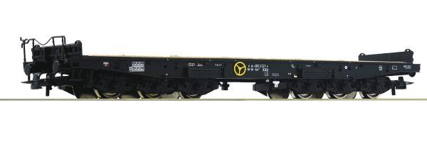 Roco 76758  Heavy duty flat wagon, DB