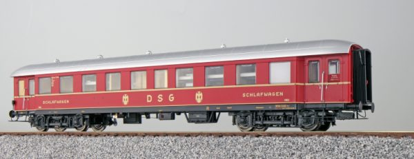 ESU 36151   Sleeping car, DB