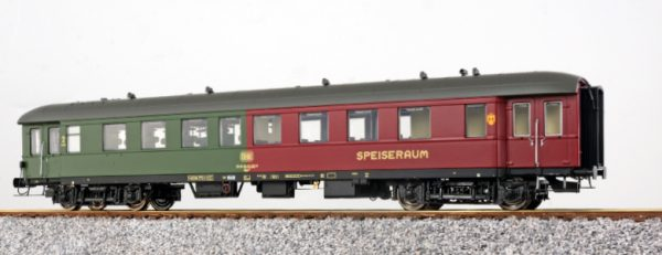 ESU 36158   2nd class/dining car passenger coach, DB