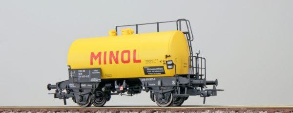 """ESU 36210  Tank car """"MINOL"""", DR"""