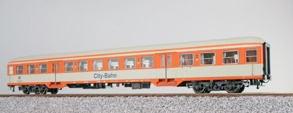 ESU 36478   2nd class passenger coach, DB
