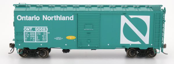 InterMountain Railway 45799-01   40' Boxcar 1937 AAR Ontario Northland