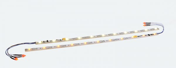 "ESU 50702  LED lighting strip with taillight, ""Yellow"""