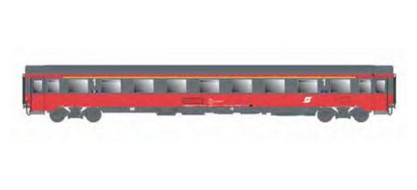 ACME 52622  1st Class passenger coach, ÖBB