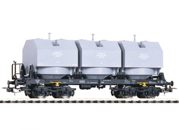 Piko 54450  Silo Container Car, DR
