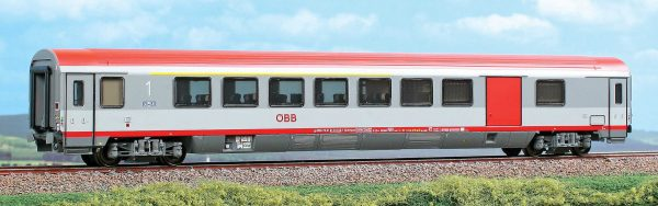 ACME 52650  1st passenger car, w/luggage and service compartment, ÖBB