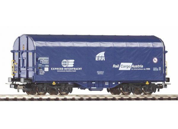 "Piko 58967  Sliding Tarp Wagon ""ERR"", ÖBB"