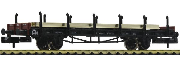 FLEISCHMANN 823606  Stake wagon type Sml, K.Bay.Sts.B.