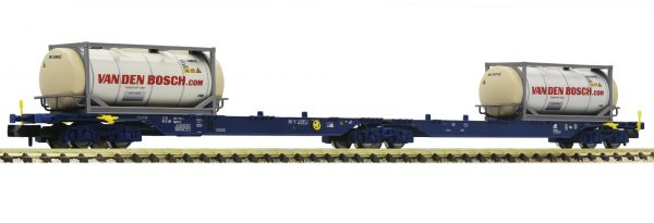 Fleischmann 825338  Double container carrier wagon type Sggmrs, ERR