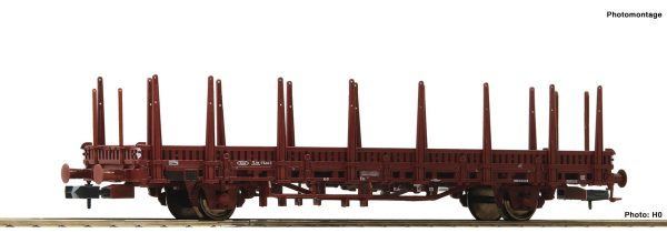 Fleischmann 825733  Stake wagon, DB