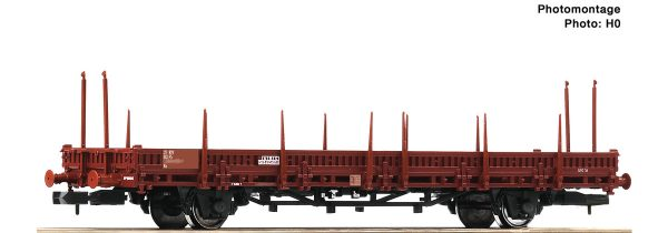 Fleischmann 825735  Swivel stake wagon, FS