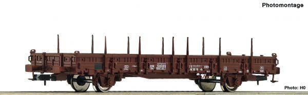 Fleischmann 825738  Swivel stake wagon, DR