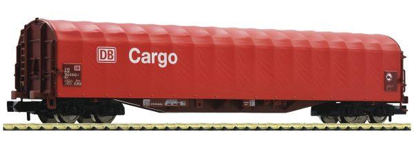 Fleischmann 837703  Sliding tarpaulin wagon Rils, DB AG