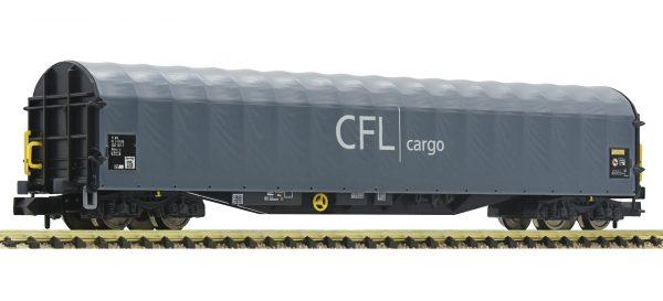 Fleischmann 837706  Sliding tarpaulin wagon, CFL (Cargo)
