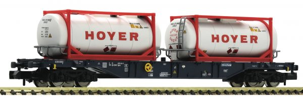 Fleischmann 825216  Container carrier wagon, CEMAT
