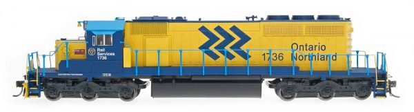 Intermountain Railway 49343S  Diesel Locomotive SD40-2 Ontario Northland (DCC w/Sound)