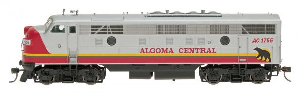 Intermountain Railway 49991S  Diesel Locomotive FP9A Algoma Central (DCC/Sound)