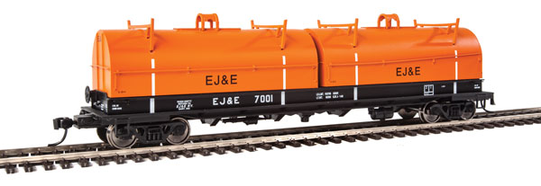 Walthers Proto 105220  50' Evans Cushion Coil Car, Elgin, Joliet & Eastern