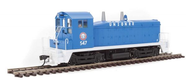 Walthers Mainline 10607  EMD NW2 Phase V, Union Railroad