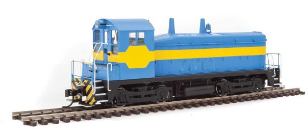 Walthers Mainline 10610  EMD NW2 Phase V