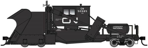 Walthers Proto 110117  Jordan Spreader, Canadian National