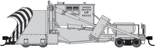 Walthers Proto 110123  Jordan Spreader, Union Pacific