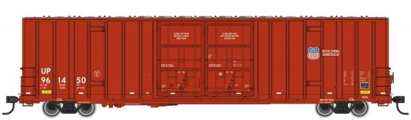 Walthers Mainline 2981   60' High-Cube Plate F Boxcar, UP