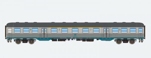 ESU 36485   1st/2nd class passenger coach, DB