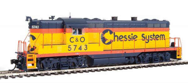 Walthers Proto 42403  EMD GP7, Chessie System C&O (DCC w/Sound)