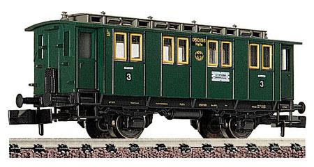 Fleischmann 8059   3rd Class passenger coach, DRG