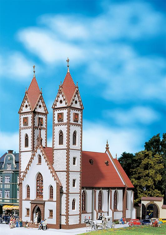 Faller 923  Town Church