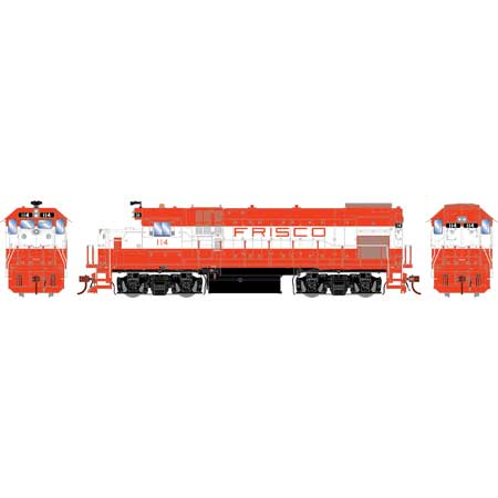Athearn Genesis 13116  Diesel Locomotive  GP15-1, Frisco