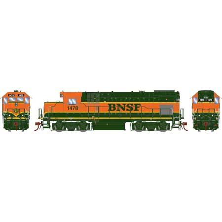 Athearn Genesis 13119  Diesel Locomotive  GP15-1, BNSF