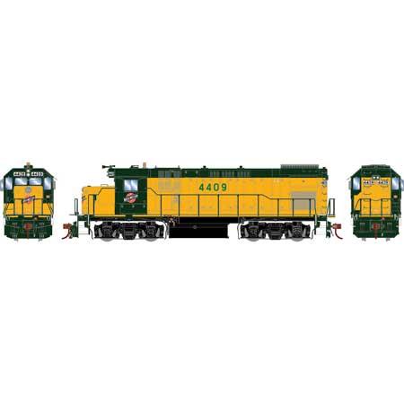 Athearn Genesis 13125  Diesel Locomotive  GP15-1, C&NW (DCC w/Sound)