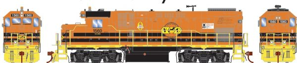 Athearn Genesis 13132  Diesel Locomotive  GP15-1, VCRR