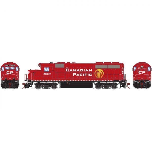 Athearn Genesis 65068  Diesel Locomotive GP40-2, CPR