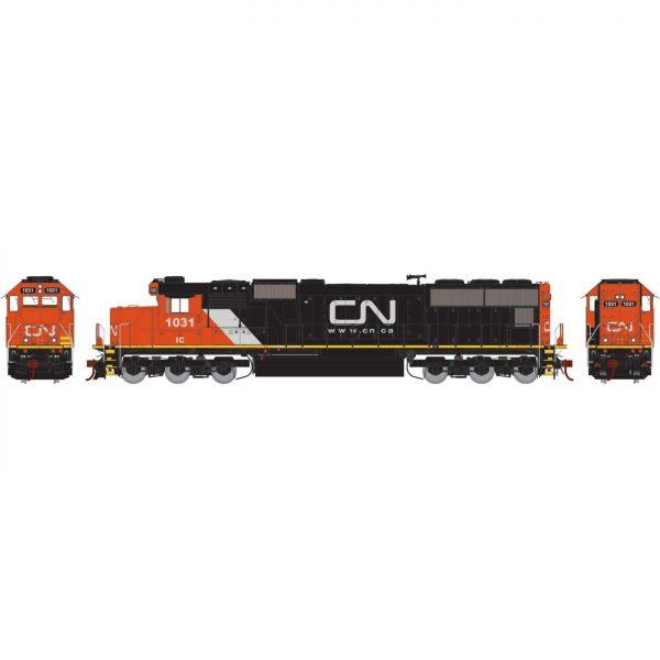 Athearn Genesis 70514  Diesel Locomotive SD70, CN