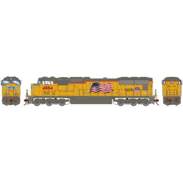 Athearn Genesis 70563  Diesel Locomotive SD70M, UP