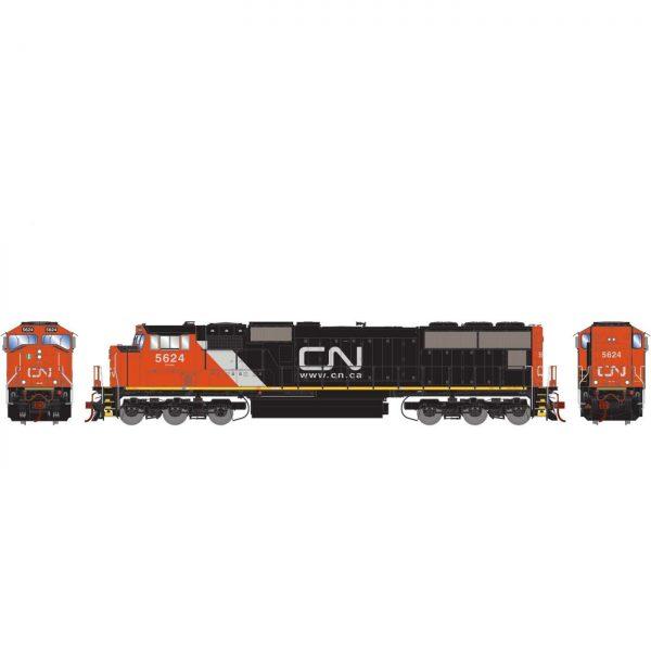 Athearn Genesis 70671  Diesel Locomotive SD70I, CN (DCC w/Sound)