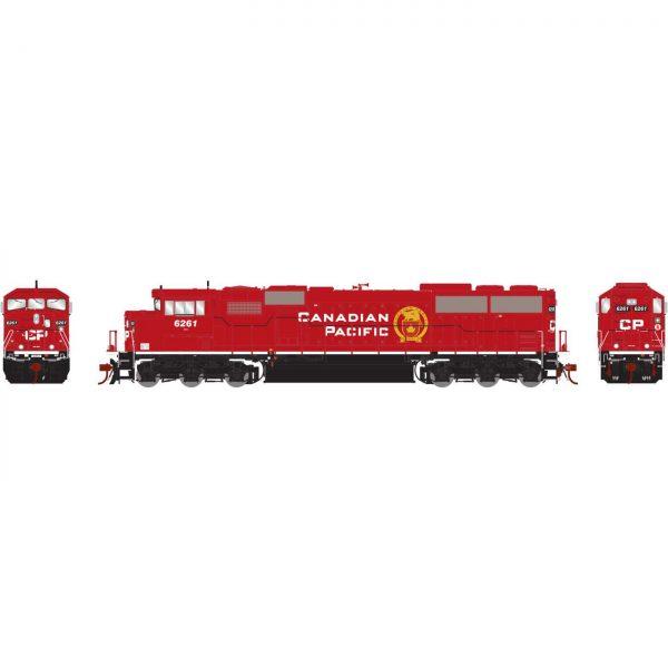 Athearn Genesis 75510  Diesel Locomotive G2 SD60M Tri-Clops, CPR