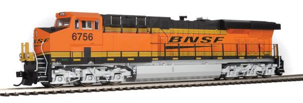 Walthers Mainline 10187 GE Evolution Series GEVO ES44AC, BNSF