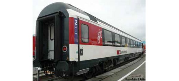 LS Models 47371  2nd class passenger car, SBB