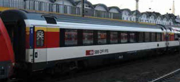 LS Models 47378  1st class passenger car, SBB