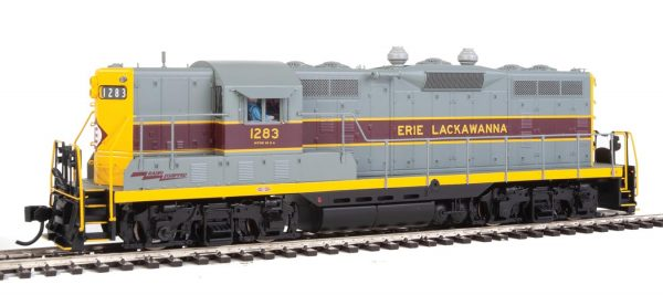 Walthers Proto 49407  EMD GP7, Erie Lackawanna