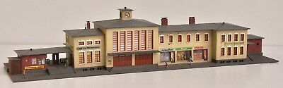 "Pola 203  Railway Station ""NEUSTADT"""