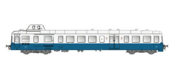 LS Models 10132  Diesel Railcar X93953, SNCF