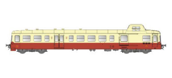 LS Models 10133  Diesel Railcar X3800, SNCF